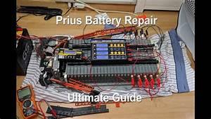 Hybrid Battery Repair Ultimate Guide  Toyota Prius 2nd Gen