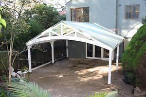 Image of: Timber Carport   Considerations On Choosing The Safest Carport Designs