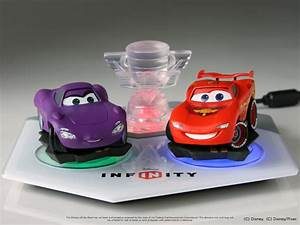 Disney Infinity Cars Playset Unveiled