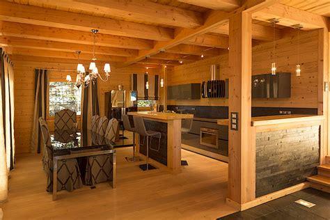 cuisine salle à manger cuisine et bois ilot et comptoir de cuisine en