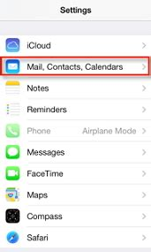 Office 365 Mail Account On Iphone by How To Sync Your Office 365 Email Contacts And Calendars