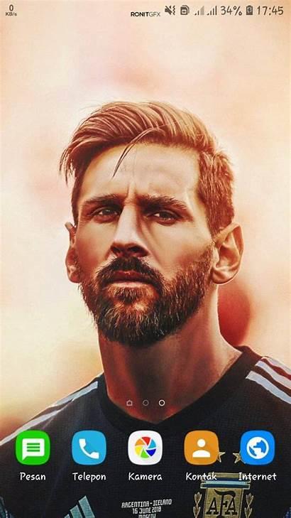 Messi Lionel Argentina Barcelona Wallpapers Football Edit