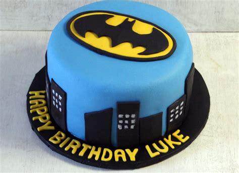 Batman Birthday Cake Order Batman Cake Online And