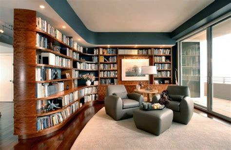 La Bibliothèque De Salon Gagne En Popularité