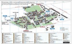 Hull University Campus Map
