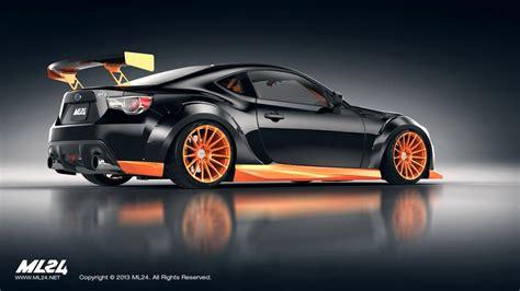 subaru brz black body kit ml24 subaru brz wide body kit carbon package ps garage
