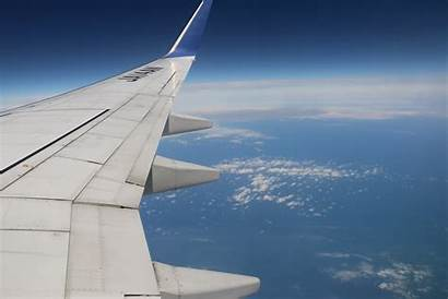 Airplane Wing Wings Plane Air Aircraft Flight