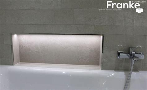 Ablage An Der Badewanne Mit Lichttechnik