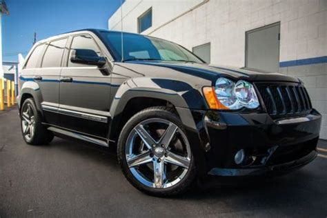 supercharged jeep cherokee sell used 2008 vortech supercharged awd jeep grand