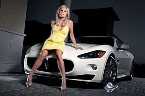Iranian Models With Hijab Open Maserati's Dealership In