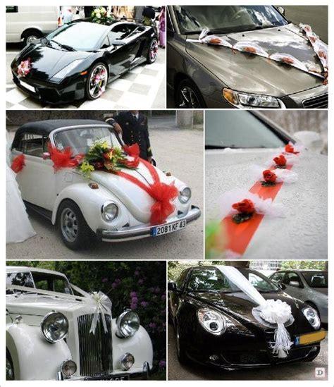 ruban pour deco voiture mariage id 233 es decoration voiture mariage
