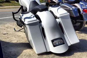 Competition Series Stretched Saddlebags For 1993