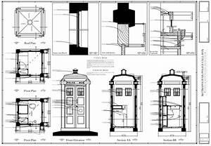 English Police Box Plans