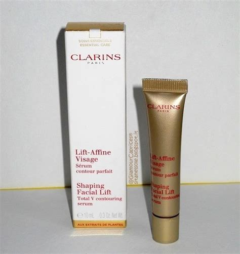 si鑒e clarins il giardino dei gelsomini clarins lift affine visage serum contour parfait review analisi inci