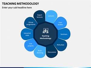 teaching methodology powerpoint template sketchbubble