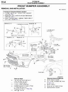 Mitsubishi Outlander 2010 - 2013 Ultimate Oem Workshop Electrical Diagram Manual