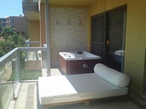 bild quotbalkon mit whirlpoolquot zu robinson club sarigerme With whirlpool garten mit möbel kleiner balkon
