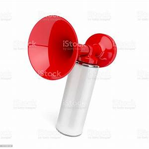 Air Horn Stock Photo - Download Image Now