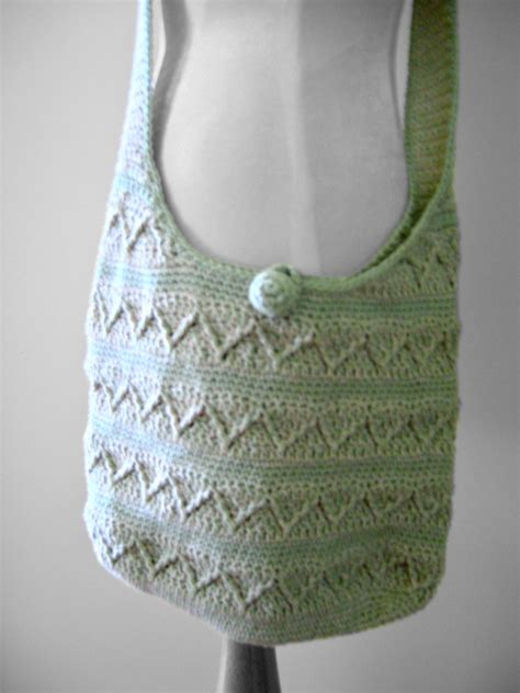 Free Crochet Tote Bag Pattern
