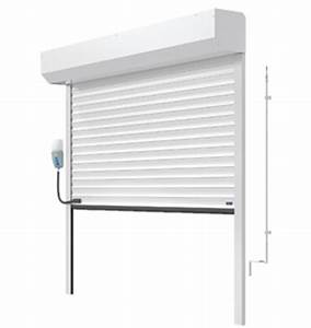 porte de garage enroulable grande hauteur isolation idees With porte de garage enroulable et isolation thermique porte intérieure