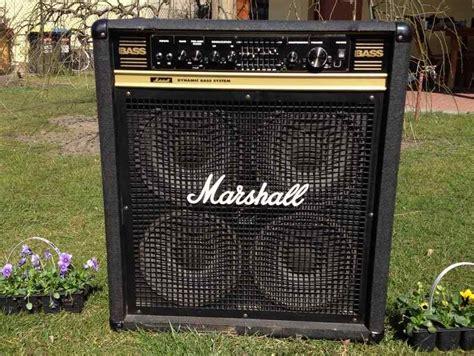 Marshall Mb4210 Bass Amp