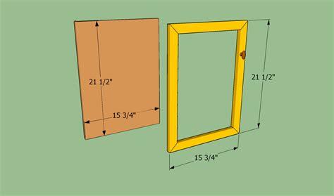 how to build simple cabinet doors cabinet door building pdf diy plans for cabinet doors