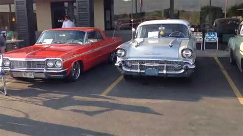Burger King Classic Car Show 2014