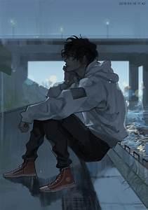 형향 on aesthetic anime anime guys anime
