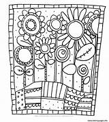 Coloring Adult Pages Simple Getcolorings Printable Print sketch template