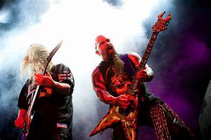 Founding Slayer Guitarist Jeff Hanneman Dies of Liver ...
