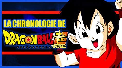 La Chronologie Dans Dragon Ball Super