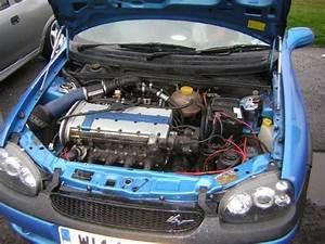 Complete 2 Litre Conversion     Going Cheap Now    - Corsa Sport