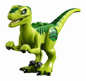 LEGO Jurassic World 10757 Raptor Rescue Truck - green ...