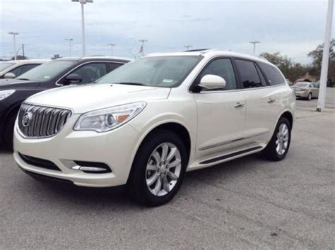 find   buick enclave premium    hwy