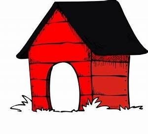 Snoopy Doghouse - ClipArt Best