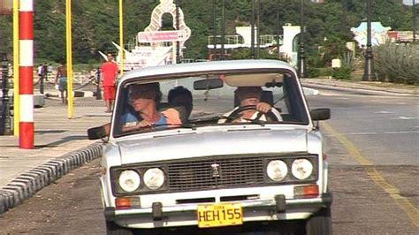 Cuba's Love For The Russian Lada
