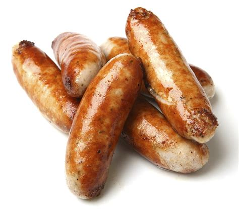 bunkers sausages 8 pack pecks farm shop and hers