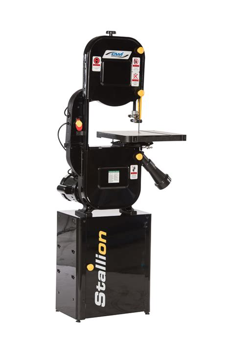 stallion  bandsaw  hp cwi woodworking technologies