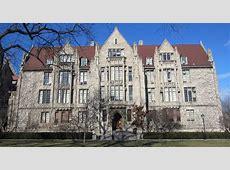 Department of Mathematics University of Chicago