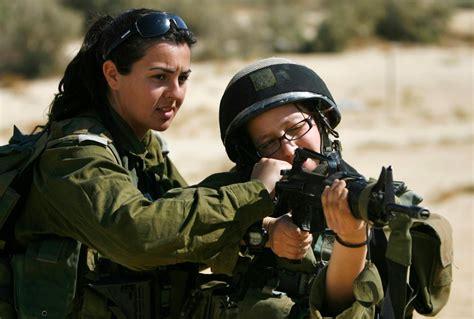 israel  clues  women  combat