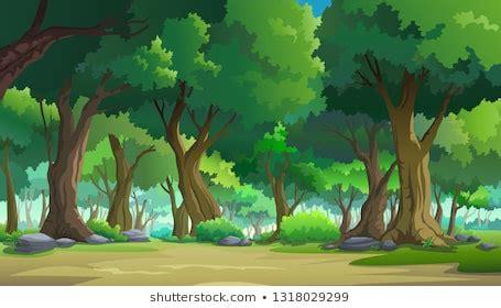 Cartoon Forest Images, Stock Photos & Vectors | Shutterstock