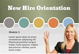 freebie gamified new hire orientation template With new employee orientation powerpoint template