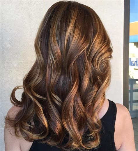 light brown hair with caramel highlights 45 light brown hair color ideas with highlights and lowlights