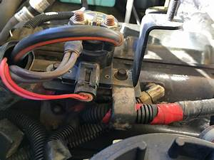1996 Glow Plug Relay Different From New Ones