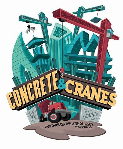Vbs Cranes Concrete Lifeway Iron Pack