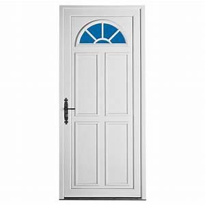 Porte D Entrée Pvc Lapeyre : porte d 39 entr e dinan pvc portes ~ Farleysfitness.com Idées de Décoration