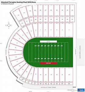 Maryland Stadium Seating Charts Rateyourseats Com