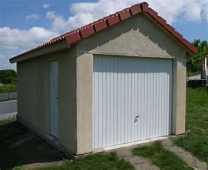 garage With modele de garage en dur