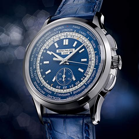 Patek Philippe Ref. 5930: An All-New World Time ...