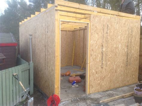 Sheds In Fife by Custom Shed Fife Lc Joinery Roofing Building Work